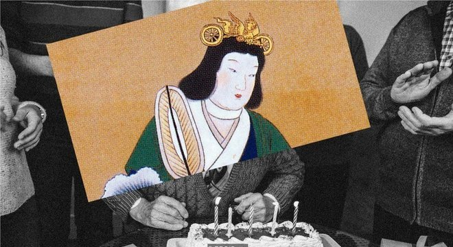 First Empress of Japan, Suiko, reigned in the 6th century and died at age 74