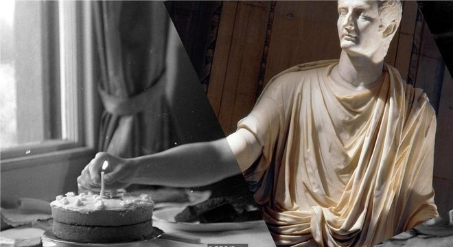 Roman Emperor Tiberius died at age 77 - and would have been murdered